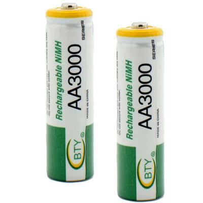 Baterias AA Recargables (2 unidades)