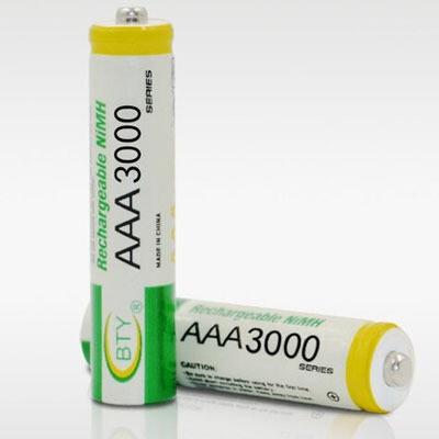 Baterias AAA Recargables (2 unidades)