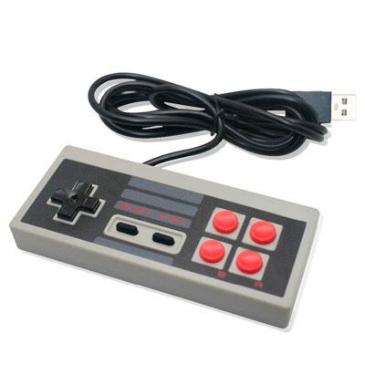 Control USB Tipo NES