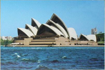 Rompecabezas 1500 pcs Opera Sidney