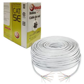 Cable de Red Cat5E 305 Metros