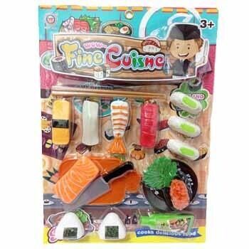 Juguetes de Cocina: Sushi