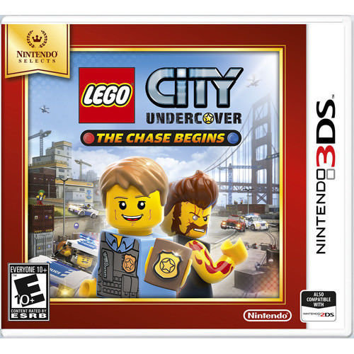 3DS Lego City Undercover