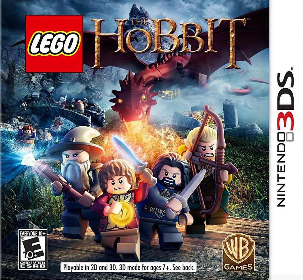 3DS Lego the hobbit