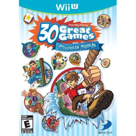 WiiU 30 great games