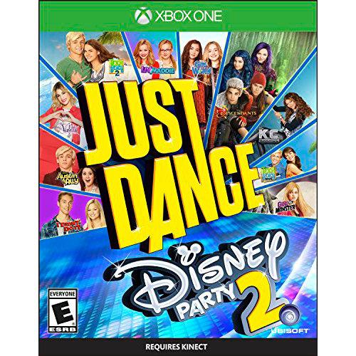 XBOX ONE Just dance disney 2016