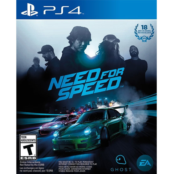 PS4 Need for Speed (2016)