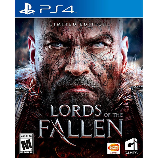PS4 Lords of the Fallen