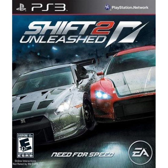 PS3 Need for speed Shift 2, unleashed