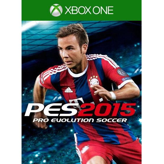XBOX ONE PES 2015