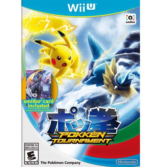 WiiU Pokken Tournament
