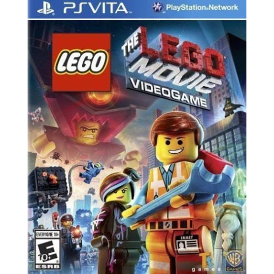 Vita Lego the movie