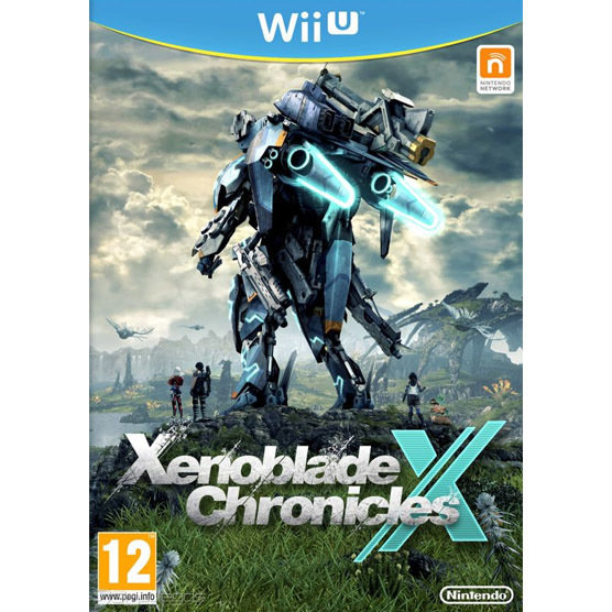 WiiU Xenoblade: Chronicles