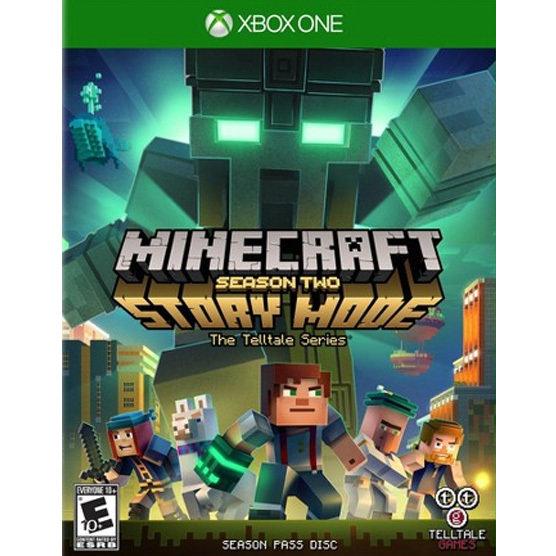 XBOX ONE Minecraft Season 2 Story Mode