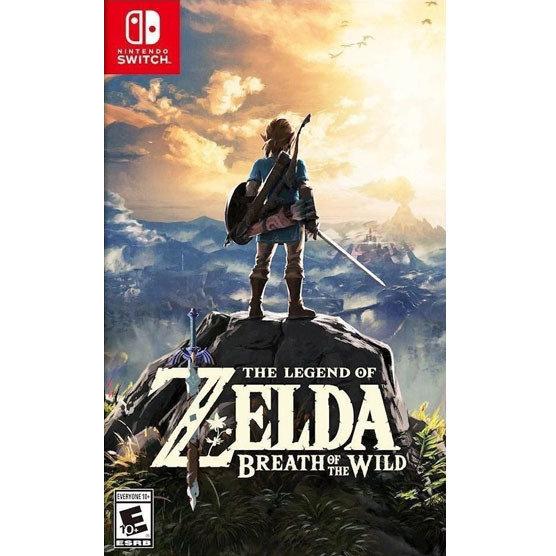 Switch Zelda Breath of the wild