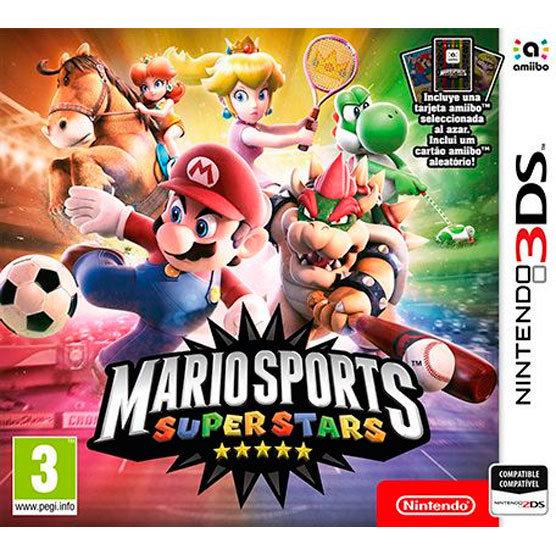 3DS Mario Sports Superstar