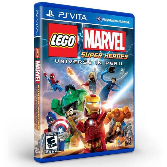 VITA Lego Marvel Super Heroes