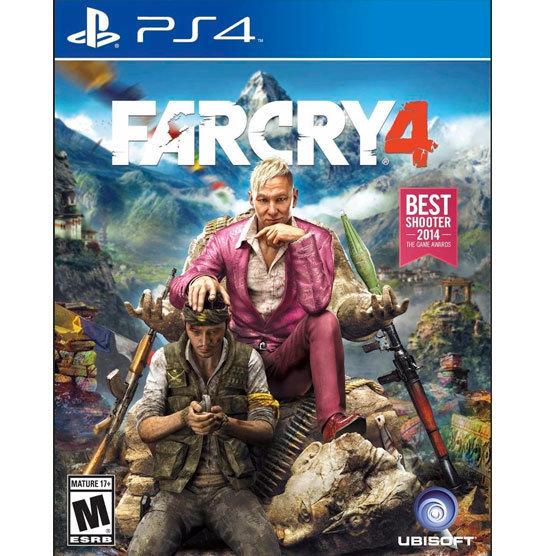 PS4 Far Cry 4