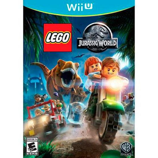 WiiU Lego Jurassic World