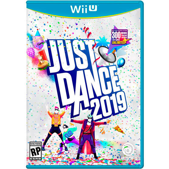 WIIU Just dance 2019