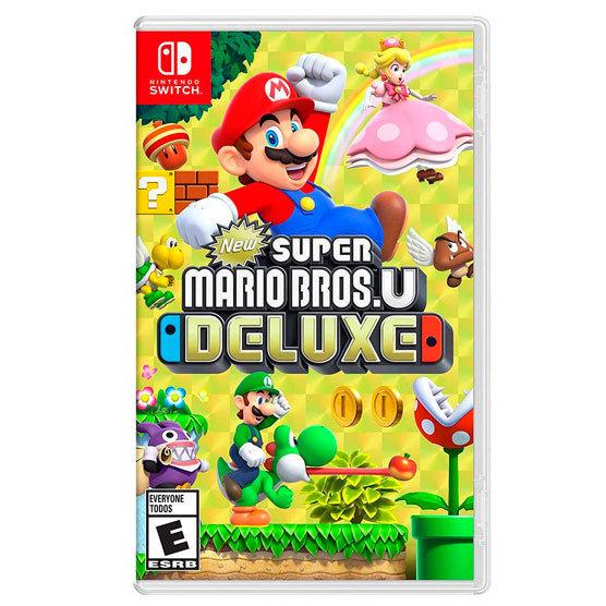 Switch New super Mario Bros