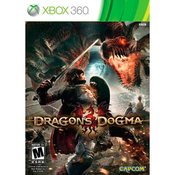 XBOX 360 Dragons Dogma