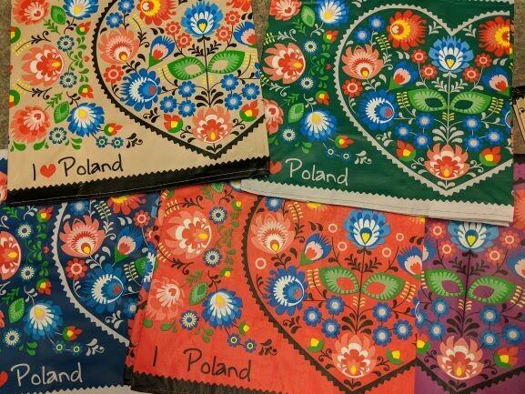 Folk Art Reusable bag