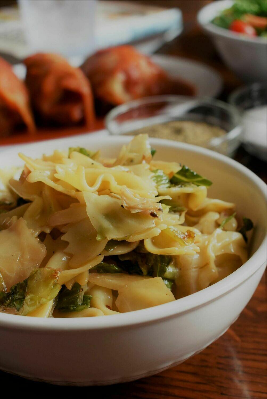 Cabbage & Noodles