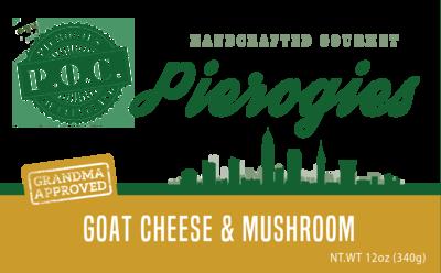 Goat Cheese & Mushroom