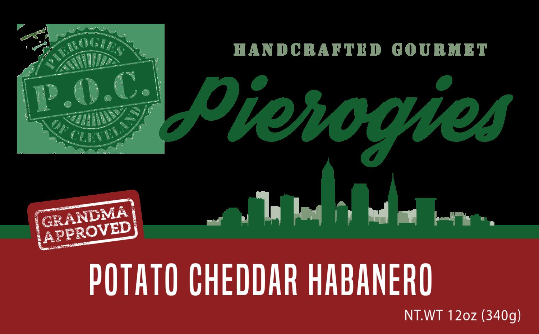 Potato Cheddar and Habanero