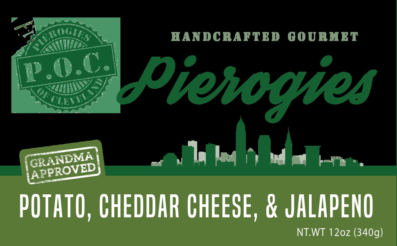 Potato, Cheddar Cheese and Jalapeno
