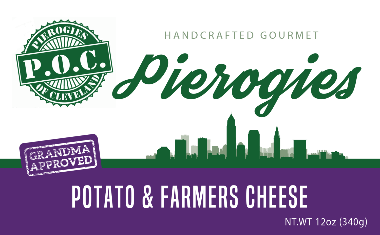 Farmers Cheese and Potato