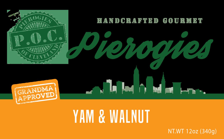 Yam and Walnut