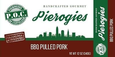 Pierogi of the Month- BBQ Pulled Pork