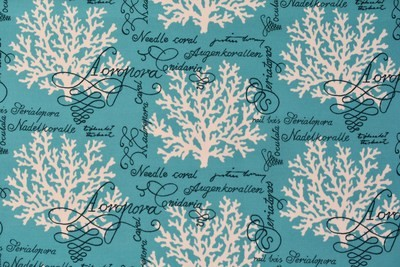 Sea Reef-Turquoise