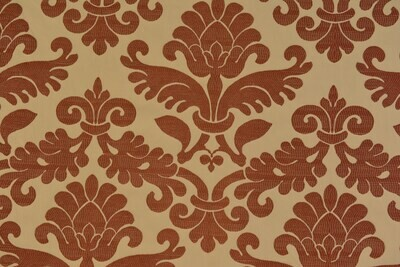 Peidmont Damask-Copper