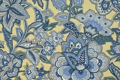 Avignon-Blue/Yellow