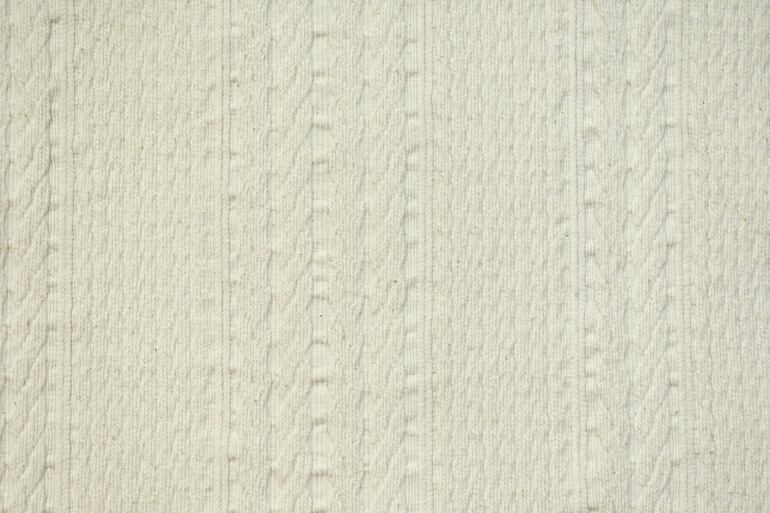 Stripe Brocade-Cream