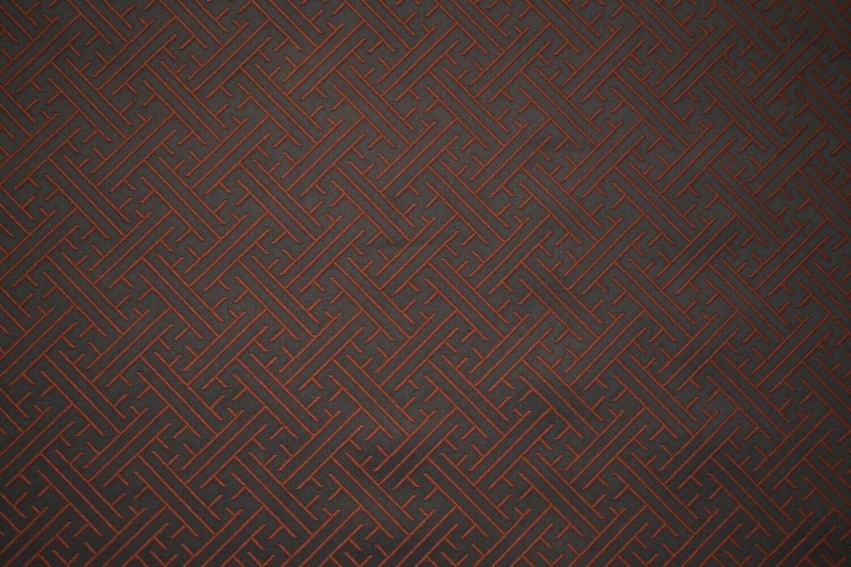 Maze-Navy/Burgundy
