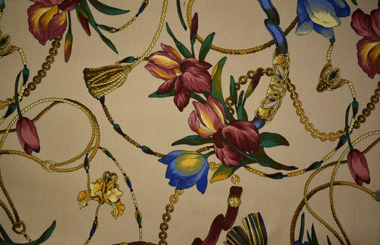 Rope Flower-Multi