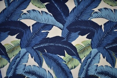 Swaying Palms-Indigo  (Indoor-Outdoor)