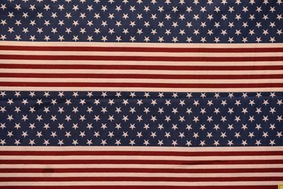 Old Glory-Federal Blue