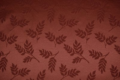Damask Vine-Crimson