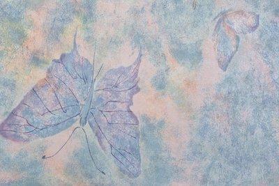 Butterflies-Blu/Pnk/Purple