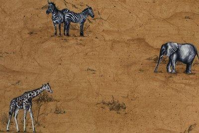 Safari-Dark Clay (Indoor-Outdoor)