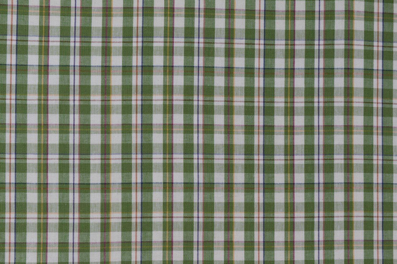 Plaid-Green Multi