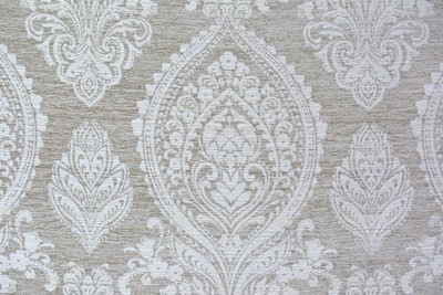 EE618 Chenille-Pearl