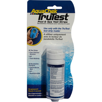 Bottle of 50 AquaChek Digital test strips