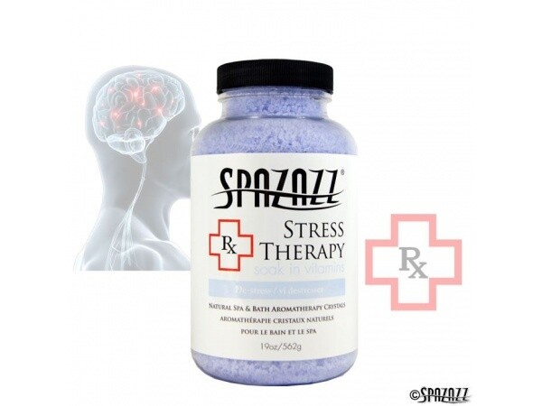 Spazazz Rx Energy Therapy boost 19oz