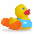 Surfer Duck